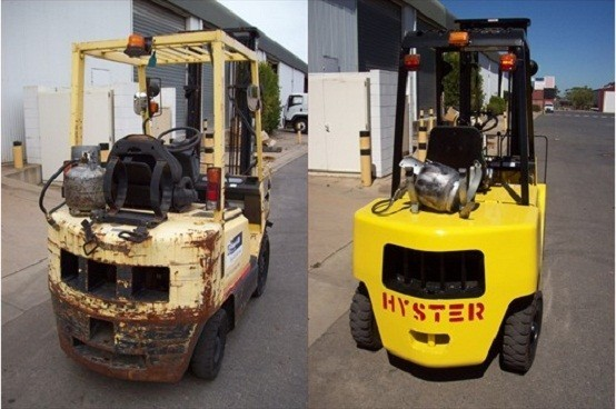 trad-in-forklift